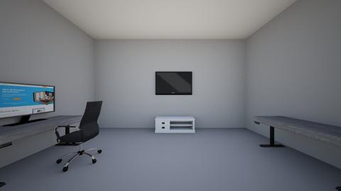 Gaming Room Draft 1 - Office  - by slither_hop