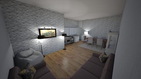 mini house  - Classic - Living room  - by Its hamzah