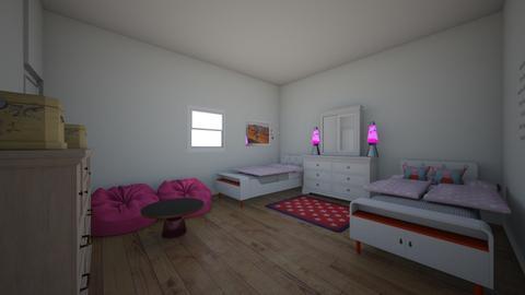 LaZurae - Kids room  - by lazurae1