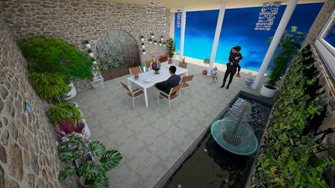 family home 211 - Modern - Garden  - by Stavroula Chatzina