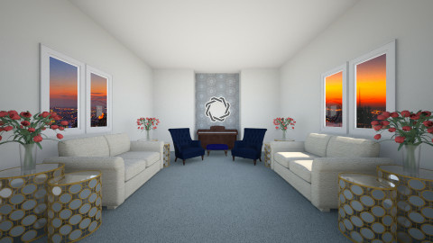 vcb - Living room - by popov_hristijan