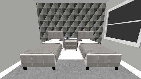 quarto - Feminine - Bedroom  - by KauaneVasconcelos