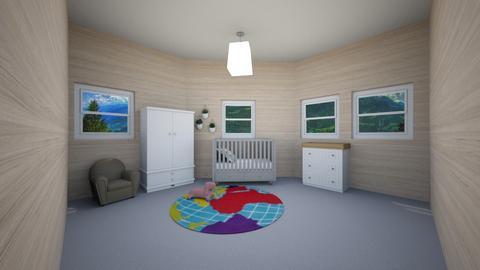 Nursery - Kids room  - by Harpyflower