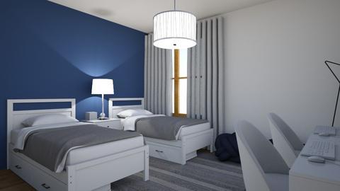 KIDS 01 - Bedroom  - by lubroner