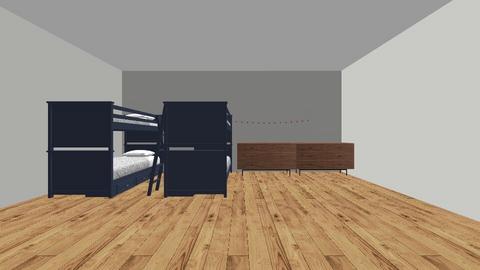 1st design - Glamour - Living room  - by ChloeStockton07