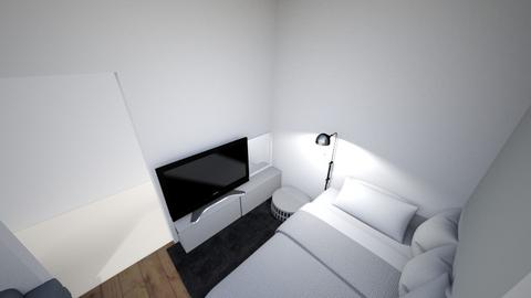 Sean - Classic - Living room  - by robokano