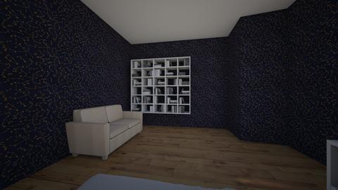 kmkm - Vintage - Bedroom  - by loji kaja22