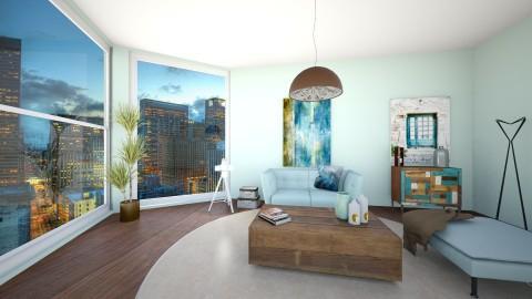 pastel - Living room  - by Artinjan Artinovic