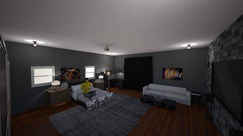 Arsalan - Modern - Bedroom  - by sheikharsalan8146