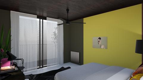 broerdijkboven - Bedroom - by KanitaM