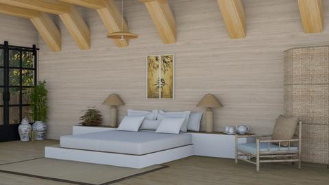feng shui - Bedroom  - by brightlife