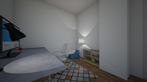 Daniels Room - Modern - Kids room  - by d4evil_513