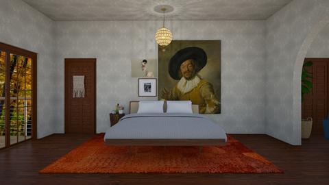 eclectic - Bedroom - by rosej