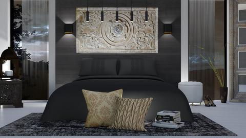 M_ Decorativ wall art - Bedroom  - by milyca8