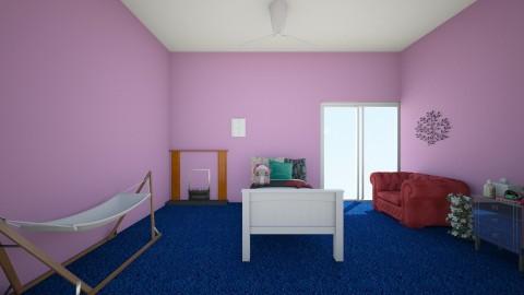 My sisters room - Minimal - Kids room  - by LRK designs