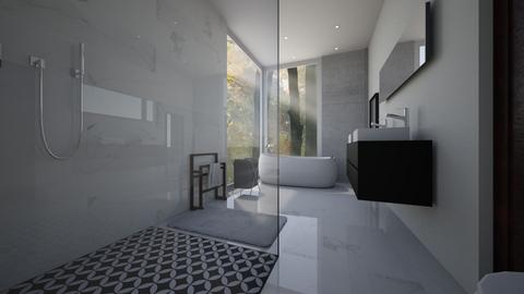 HB V4 - Bathroom  - by valerietegenbos
