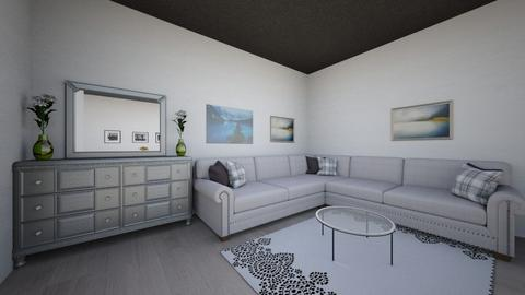 White_1079 - Modern - Bedroom  - by Holden9017