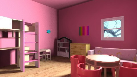 kids room - Kids room  - by mary_01