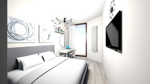 Bedroom - Modern - Bedroom  - by kknaskova