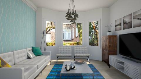 Living Room - Living room  - by Agnes Lai