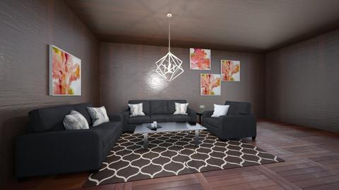Spring - Living room  - by RoseGrangerWeasly
