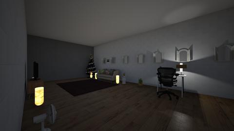 Floor 1 Part 1 - Modern - by chiaojt