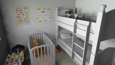 master bedroom - Classic - Kids room  - by alexashton