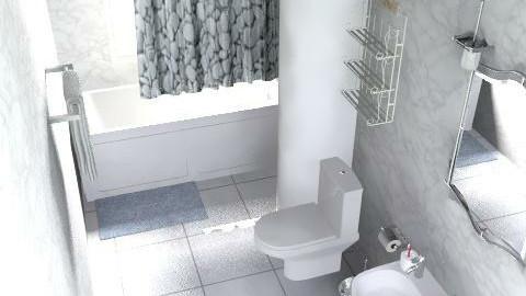 My real bathroom - Classic - Bathroom  - by ATELOIV87