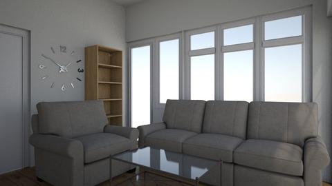 Dnevna - Living room  - by PAleksandar