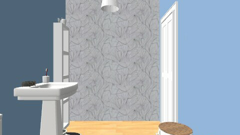 Bathroom #2 - Eclectic - Bathroom  - by mrstboocher1