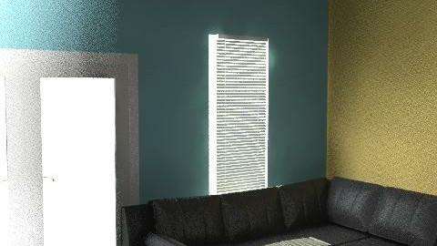 living area - Retro - Living room  - by sassycass77
