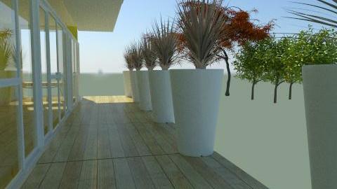 OFICE VERANOS - Eclectic - Garden  - by cibelles