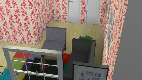 Room Mario - Dining Room  - by dhongski