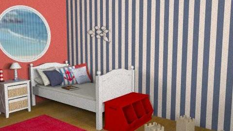 baby room 6 - Classic - Kids room  - by pshowerman