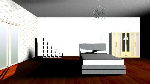 Perfect Simple Room - Modern - Bedroom - by MADISON ROBERTS