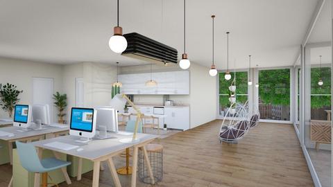 sofsof - Office  - by Karen Brite