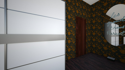 negreamihaela - Retro - Bedroom  - by Cosmin Simandi