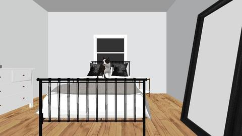 school project  - Bedroom  - by S133025894
