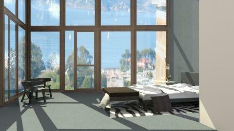 b+w - Minimal - Bedroom  - by benss