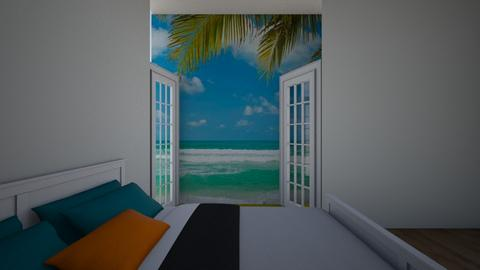 Beach Bed - Bedroom  - by SaraL4472