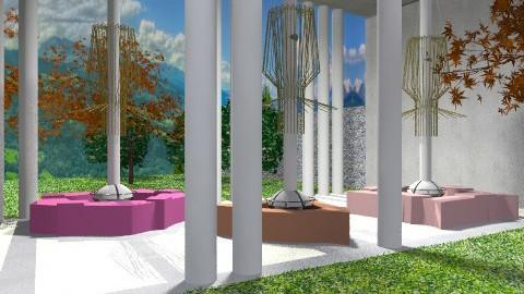 Urban Garden 01 - Modern - Garden  - by 3rdfloor
