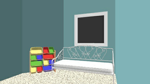 playroom - Eclectic - Kids room  - by nowayfrog
