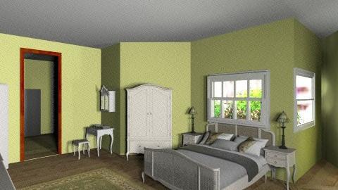 Bedroom 2 - Rustic - Bedroom  - by oliricescarraman