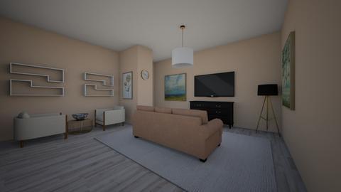 Nice livingroom - Living room  - by BrnMstfKml