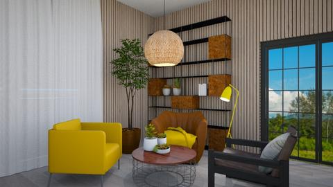 3_ARMCHAIRS - Living room  - by TL_ARC
