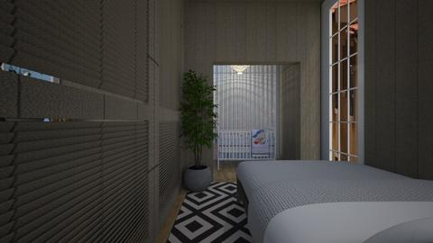 Casa189BedroomAndNursery - Eclectic - Bathroom  - by nickynunes