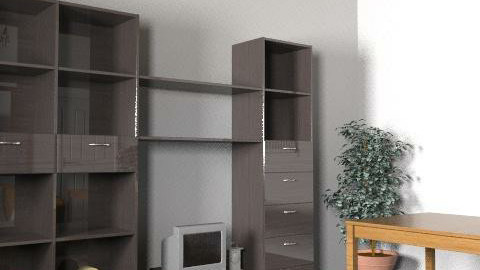 Zseraldina - Retro - Living room  - by Arrow