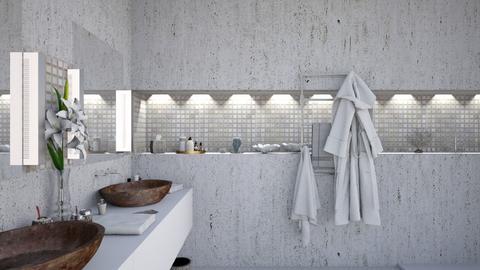 Thailand Dream III - Modern - Bathroom - by Claudia Correia