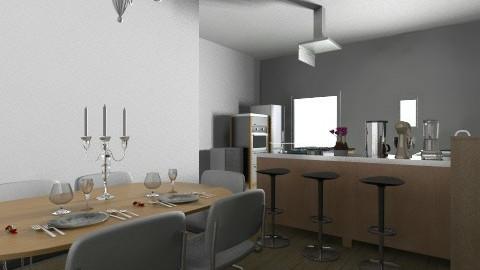 Cozinhaesala - Classic - Kitchen  - by bkrs