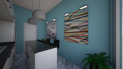 N300 kitchen1 2 - Kitchen  - by 32000